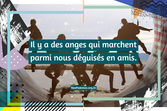 Phrases d'amitie Messages